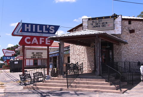 Hill's Cafe Iconic Austin Dishes
