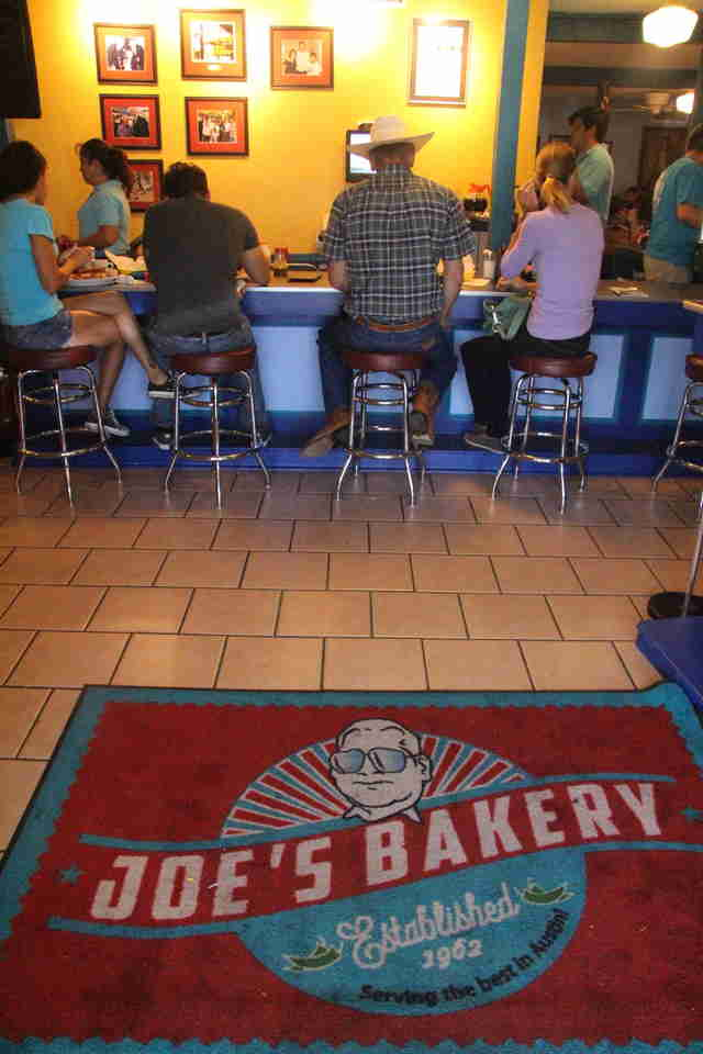 Joe's Bakery Iconic Austin Dishes