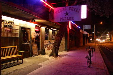 Texas Chili Parlor Iconic Austin Dishes