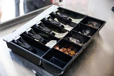 money drawer