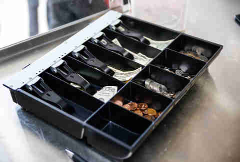 money drawer