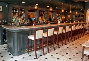 The Empire Bar at Broussard's