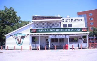 Dirty Martin's Place