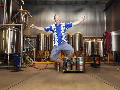 brewery employee