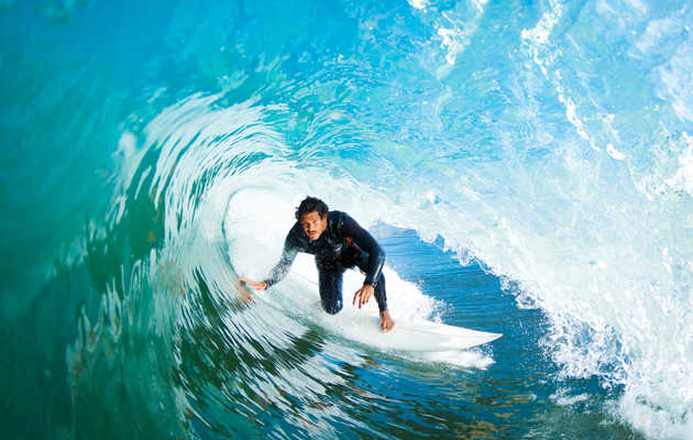 The 10 best surfing beaches in the United States