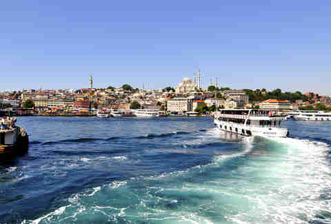 golden horn ferry
