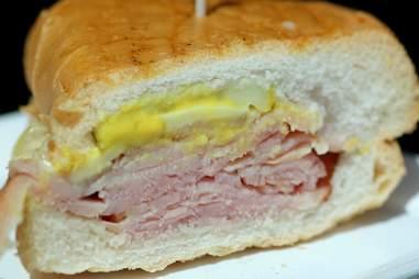 Cuban Sandwich at Cuban Guys