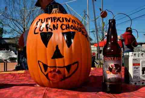 Get Some Pumpkinator Fall Calendar HOU