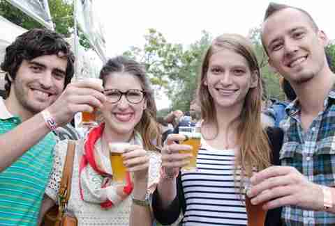 Texas Craft Brewers Festival Fall Calendar ATX