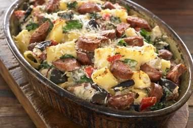 Sausage Casserolle