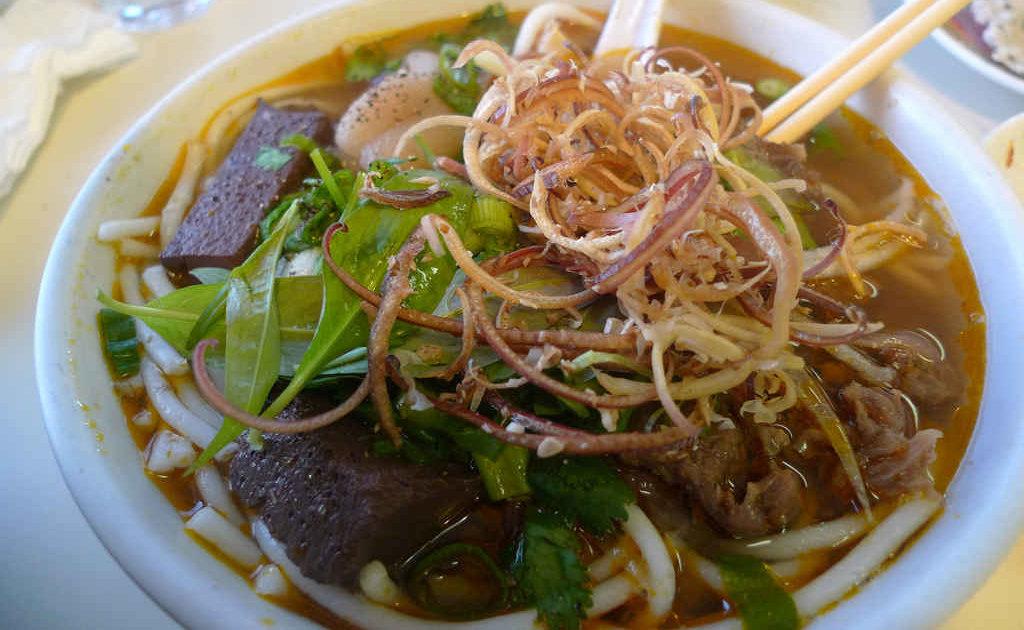 Bun Bo Hue: A Portland, OR Restaurant.