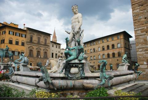 Florence Statue