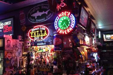 Moe's Tavern Best Mass Bars Outside of BOS