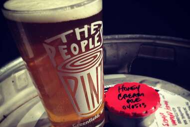 The People's Pint Best Mass Bars Outside of BOS