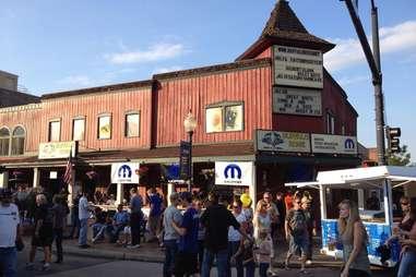 Buffalo Rose Tavern Golden CO