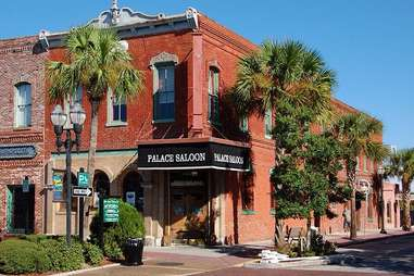Palace Saloon Fernandina Beach FL