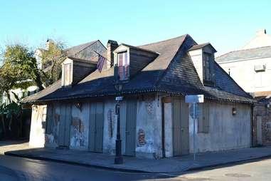 Lafitte's Blacksmith Shop New Orleans