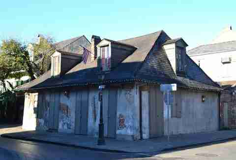 Lafitte's Blacksmith Shop New Orleans