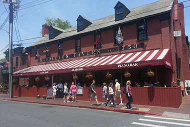 Middleton Tavern Annapolis MD