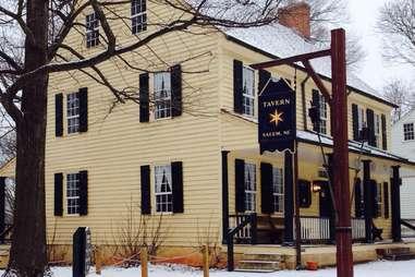 Tavern in Old Salem NC
