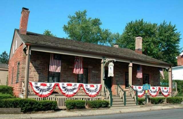 The Old 76 House Tappan NY