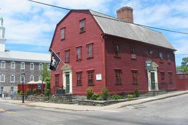 White Horse Tavern Newport RI