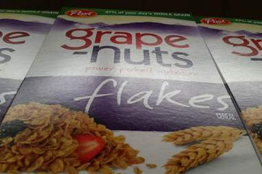 grape nuts flakes