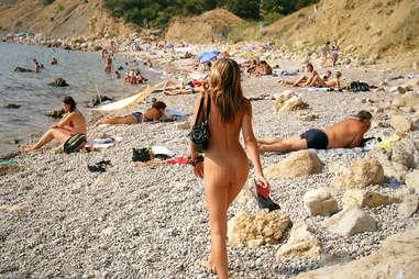 Spiaggia di Guvano, Italy