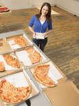 Pizza test main