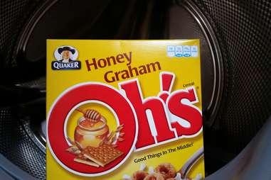 honey graham oh's