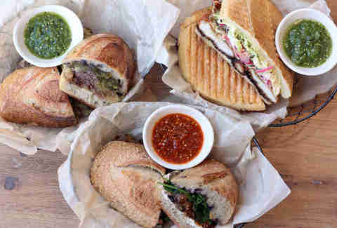 Tortas  Fall Must-Eat Dishes