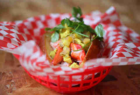 Lobster Roll Fall Must-Eat Dishes