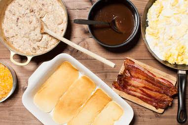 Breakfast Lasagna — Thrillist Recipes