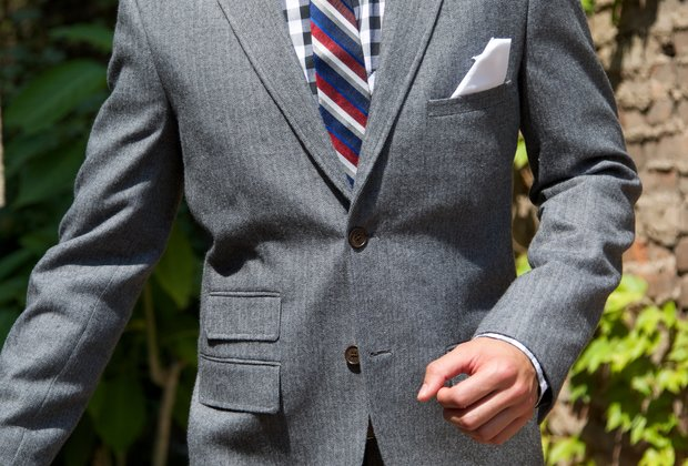 How To Match Your Suit, Shirt, And Tie