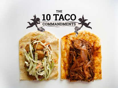 taco commandments