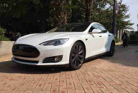 Sfo Car Rental Tesla
