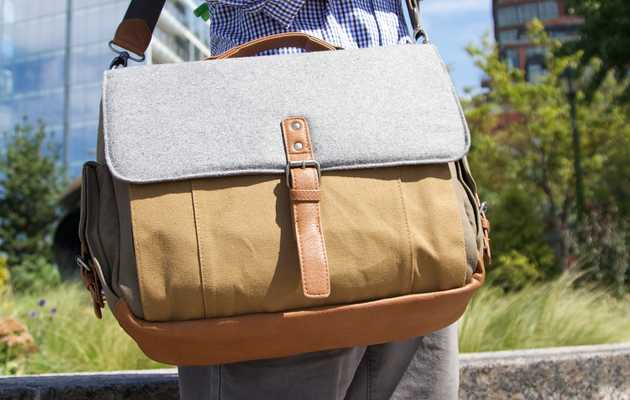 Editors' Picks: Messenger Bags That Deliver