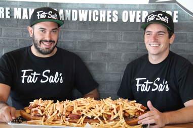 Fat Sandwich
