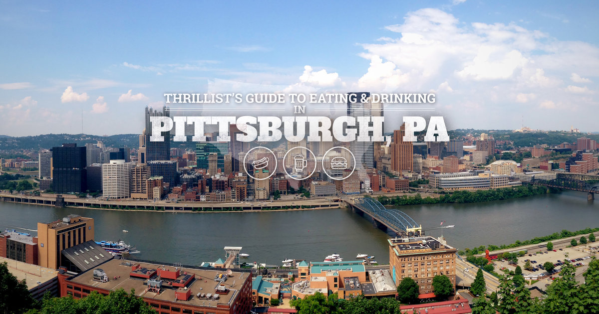 Where the locals eat and drink in Pittsburgh