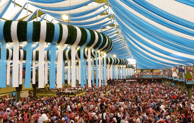 How to survive Munich's Oktoberfest: a guide