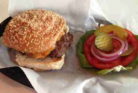 Best cheap burgers NYC