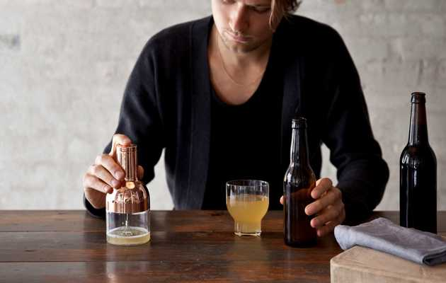 The world's first beer foamer will make your beer better