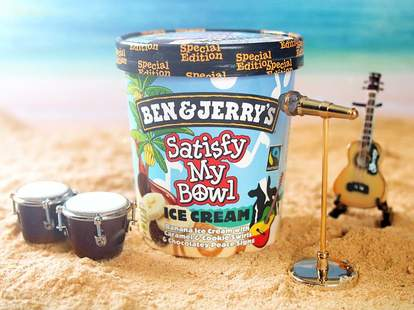Ben & Jerry's Satisfy My Bowl