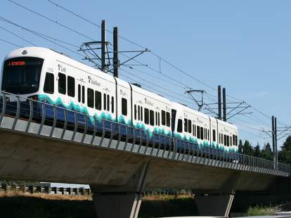 Seattle Airport Train