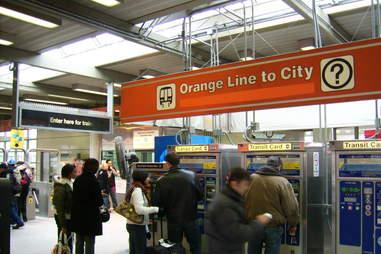 Orange Line Midway