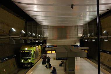 MSP Airport Train