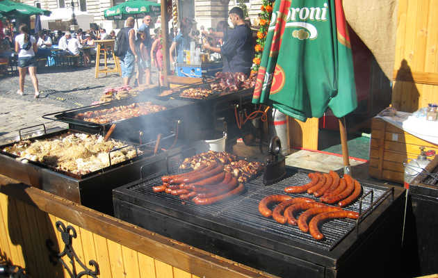 The international meat festival bucket list