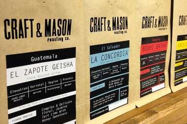 craft and mason beans