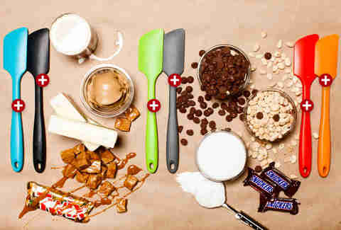 Snickers milkshake cup ingredients — Thrillist Recipes