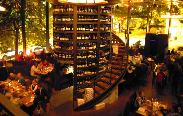 The 21 best wine bars in the country